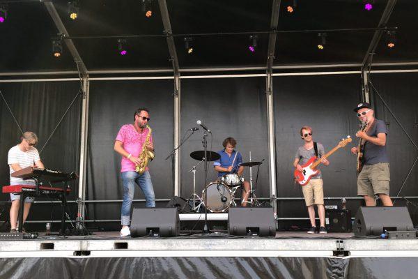Funky Jazz Band - subpagina